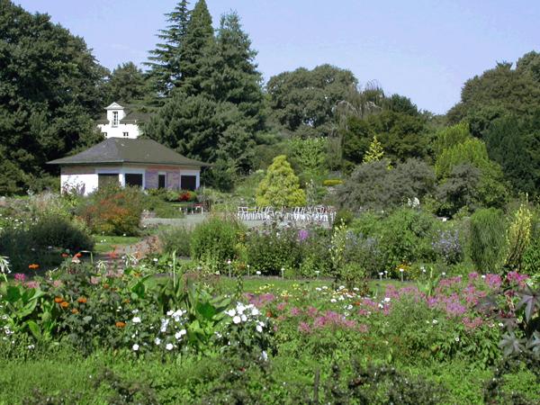 Botanischer Garten   Stadt Krefeld