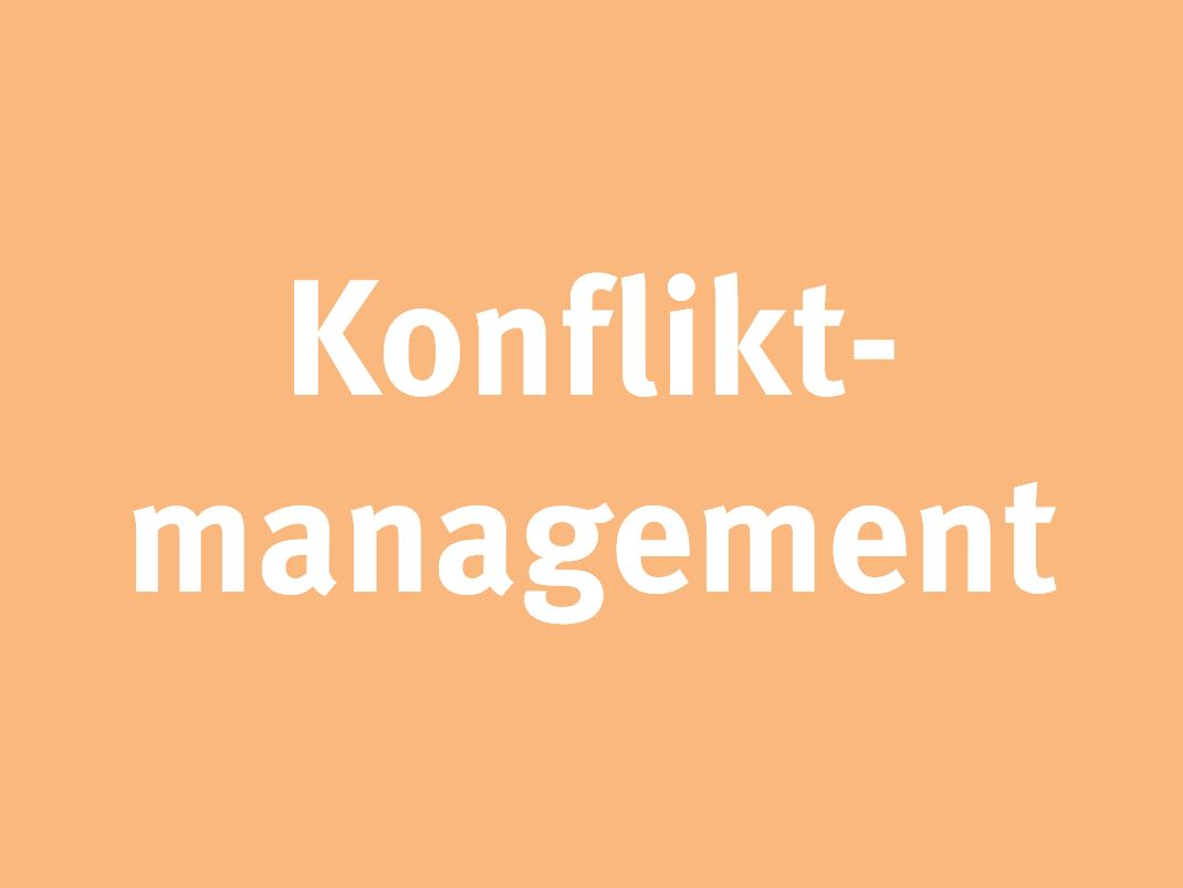Link zum Konfliktmanagement