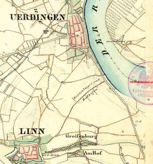 Uerdingen und Linn