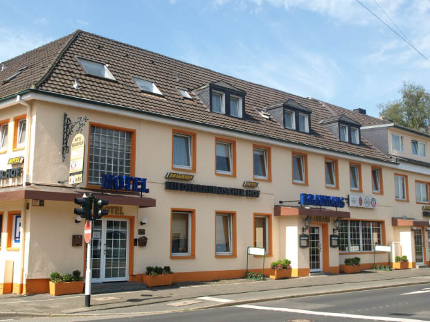 Hotel Celina Niederrheinischer Hof Stadt Krefeld