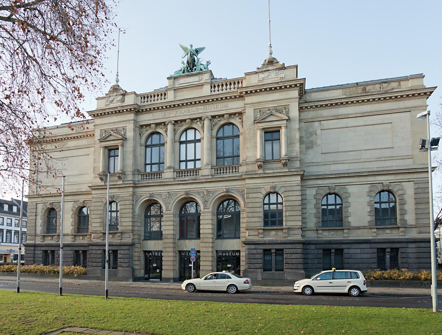 11 kaiser wilhelm museum stadt krefeld for Koch krefeld