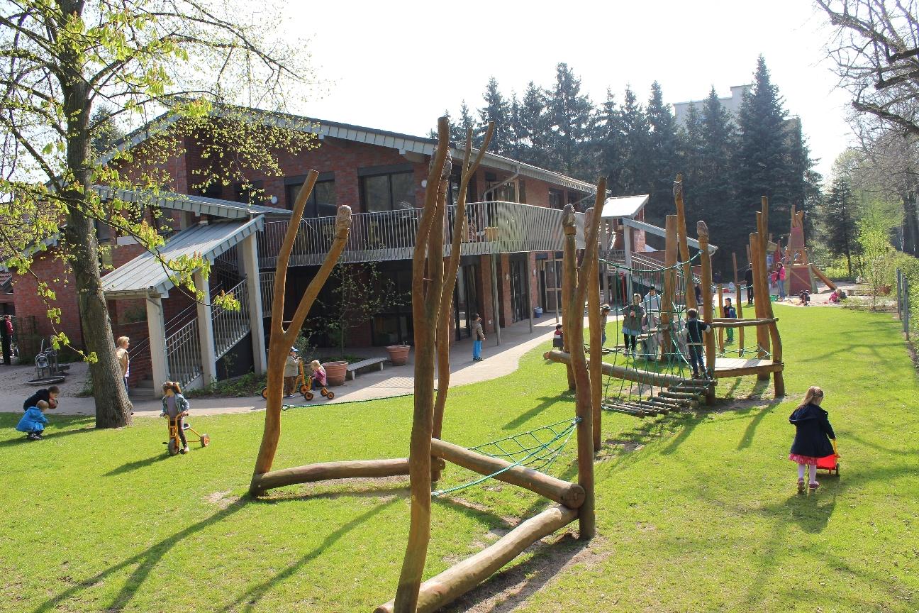 Städtische Kindertageseinrichtung Raiffeisenstraße