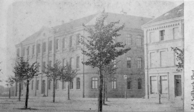 Oberrealschule am Westwall